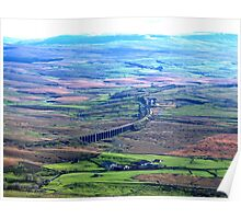 A View Over Ribblehead Poster