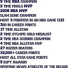kobe bryant records by jeffaz81