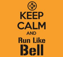 Keep Calm and Run Like Bell .2 by heliconista