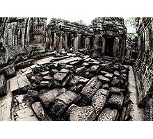 Preah Khan Photographic Print