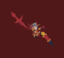 Blood Moon Kalista by Loxord