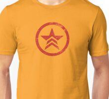Mass Effect ; Renegade (Worn Look) Unisex T-Shirt