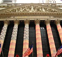 New York Stock Exchange by Paul Ryan