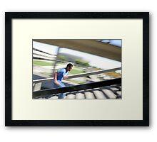 Merrick Matrix I Framed Print