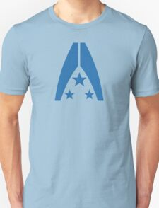 Mass Effect ; Systems Alliance Military Unisex T-Shirt