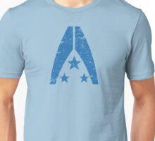 Mass Effect ; Systems Alliance Military (Worn Look) Unisex T-Shirt