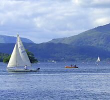 Lake Windermere II by Tom Gomez