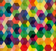 Hexagonzo by fimbisdesigns