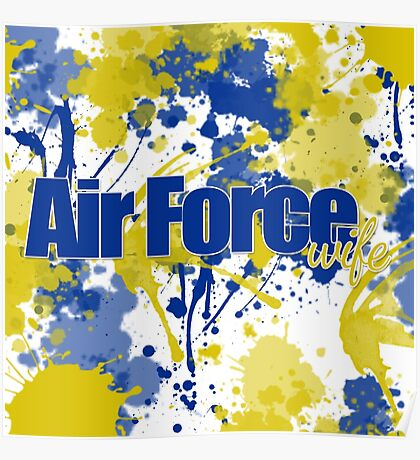 Air Force Wife Poster
