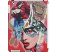 Cherry hat iPad Case/Skin