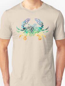 Inked Crab Unisex T-Shirt