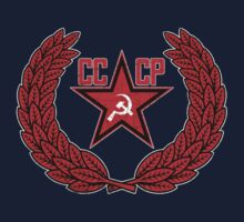 Russian Soviet Red CCCP Kids Clothes