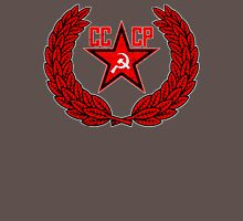 Russian Soviet Red CCCP Unisex T-Shirt