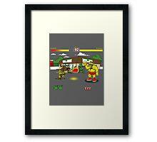 Springfield Fighter V Framed Print