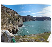 Rugged Anglesey Poster