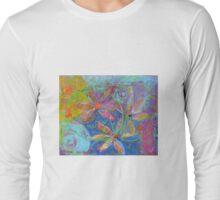 La Couleur de l'Espoir Long Sleeve T-Shirt