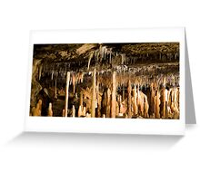 Buchan Caves Greeting Card