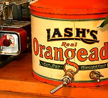 Orangeaid Lash by Ryan Houston