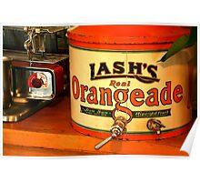 Orangeaid Lash Poster