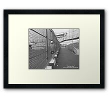 "50th Anniversary Daytona 500  ""The Day After"" 2008 Framed Print"