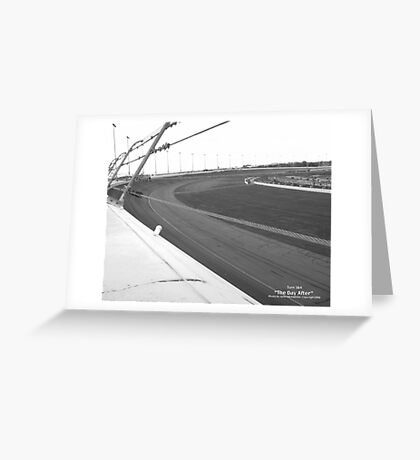 "50th Anniversary Daytona 500  ""The Day After"" 2008 Greeting Card"