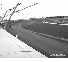 """50th Anniversary Daytona 500  """"The Day After"""" 2008 Photographic Print"""