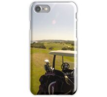 Golf Cart iPhone Case/Skin