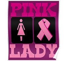PINK LADY Poster