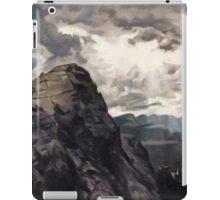 Lembert Dome, Yosemite iPad Case/Skin