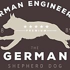 German Engineered by bluegirldesign