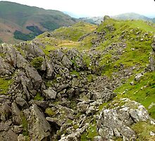 Rocky Outcrop on Helm Crag by chriscroxall