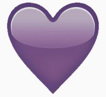 Purple heart by cosimacrazy