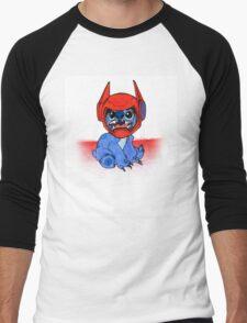 Stitch ft. Baymax Men's Baseball ¾ T-Shirt