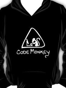 [W] Code Monkey T-Shirt