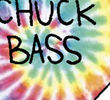 I Heart Chuck Bass - Gossip Girl Sticker