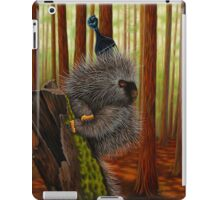 Chill Quill iPad Case/Skin