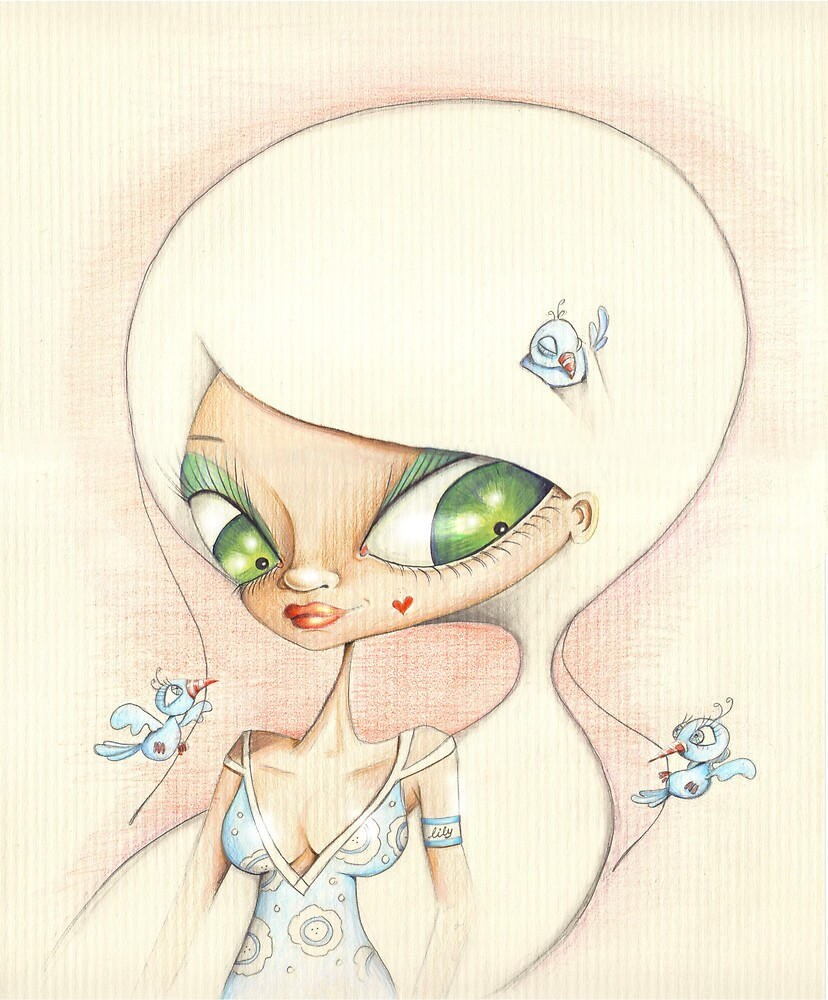Lily by Kate Lightfoot