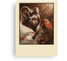 Wood Elf Canvas Print