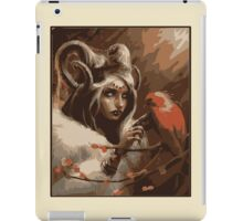 Wood Elf iPad Case/Skin