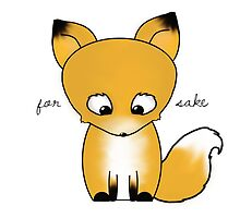 for fox' sake by onceuponatimes