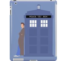 Doctor Who. The tenth doctor iPad Case/Skin