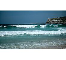 Bondi Surf Photographic Print