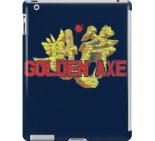 Vintage Golden Axe T-shirt iPad Case/Skin