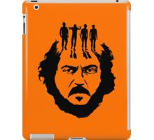 Stanley Kubrick and his droogs! iPad Case/Skin