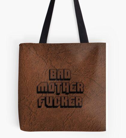 BAD MOTHERFU**ER Tote Bag