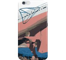 Sub on the Rocks iPhone Case/Skin