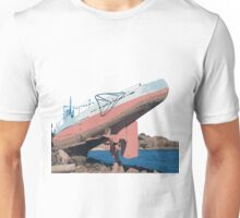 Sub on the Rocks Unisex T-Shirt
