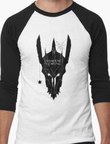 Shadow is coming Men's Baseball ¾ T-Shirt