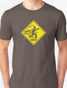 Warning: Cthulhu T-Shirt