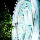 Obligatory Ferris Wheel by Jonathan Yeo